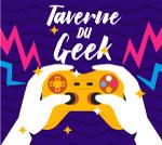 Logo la taverne du geek